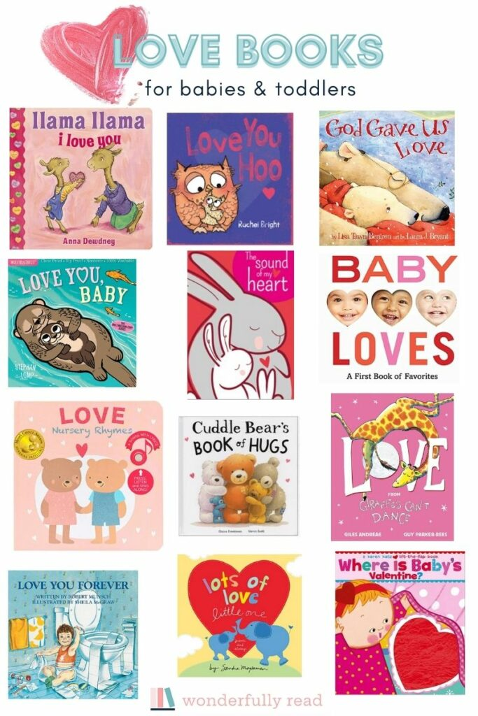 love books for babies and toddlers