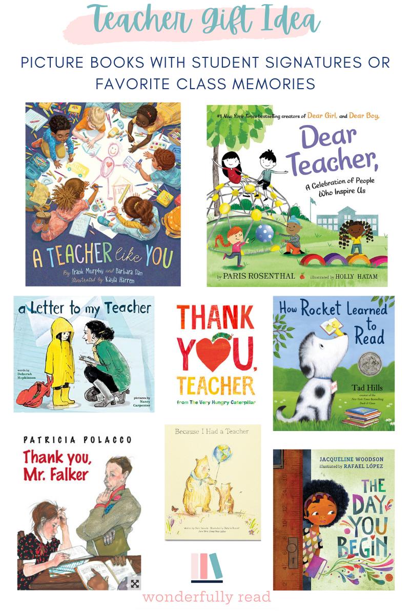 teacher picture books