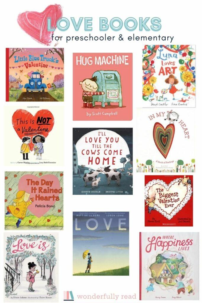 love books for preschoolers