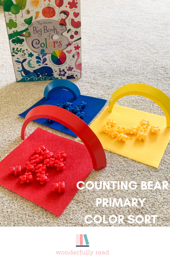 counting bear sort