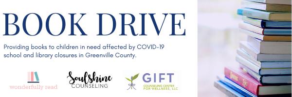 COVID-19 BOOK DRIVE