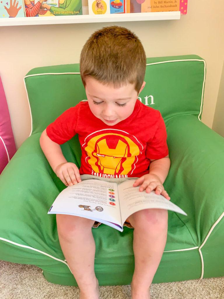 kids choose books
