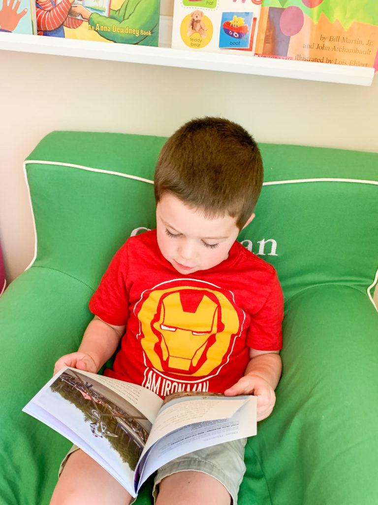 kids can choose books