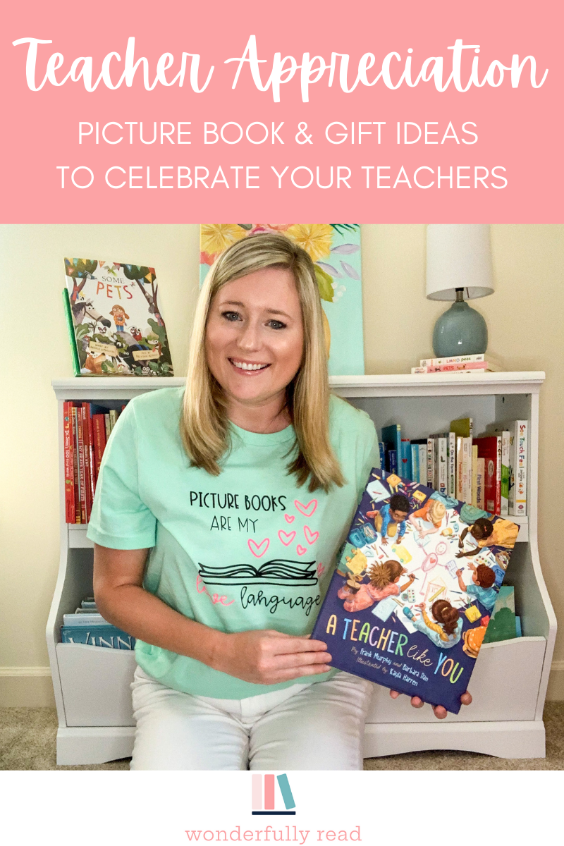 Teacher Appreciation Picture Book & Gift Ideas